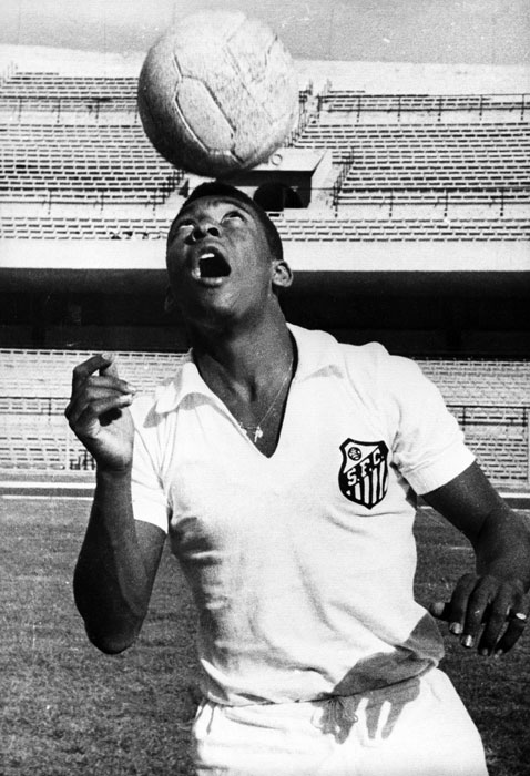 By 1967, Pele had established himself as the most popular soccer player in the world. The native of Brazil was coming off a disappointing 1966 World Cup run in which his country was eliminated in the first round. He claimed after the tournament that he was retiring from World Cup action, but he returned four years later to lead Brazil to the championship.