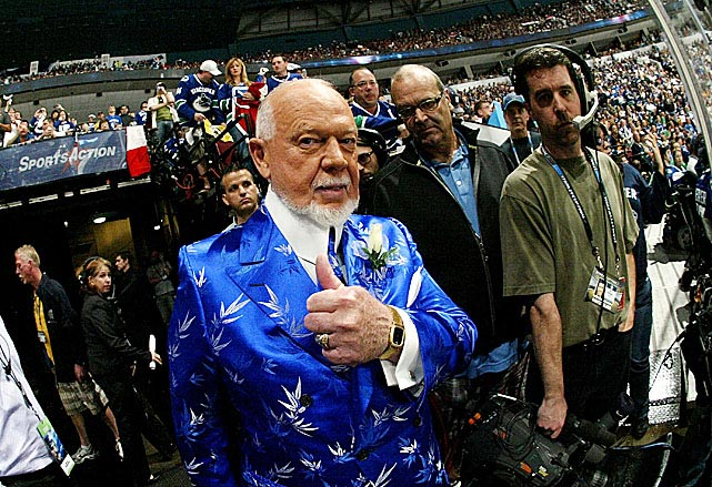 "Selected tweets from the Hockey Night in Canada icon (@CoachsCornerCBC):  ""When I am out, people always say, 'With the lockout you must have a lot of time on your hands.' But it's the opposite. Since I am not busy ... People call and ask me to do stuff. I'm busier than I ever was!""  ""I went to see Gordon Lightfoot on opening night at Massey Hall. I never go to shows but I just had to see Lightfoot. He was a beauty!""  To which, Jesse Spector of  The Sporting News  responded via Twitter: ""Don Cherry tweeting about Gordon Lightfoot is maple syrup, a beaver, and a French curse word away from being the most Canadian thing ever."""