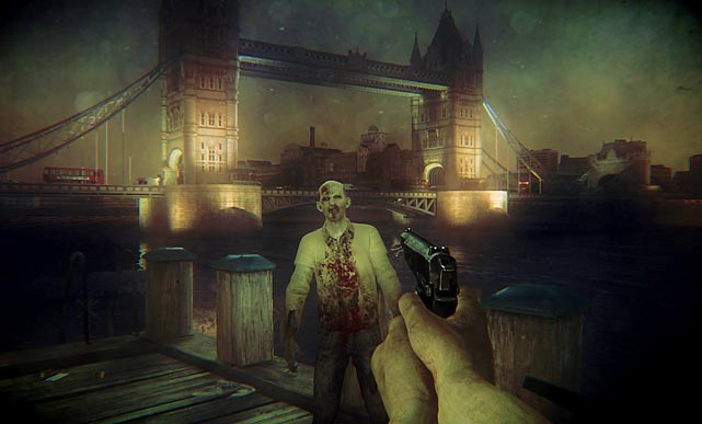 Ah, zombie games. Can't die with them. Can't die without them. ZombiU answers the call for a survival horror game, bringing some cool concepts to the table like seeing how far you can get in the game before you die. When you finally fall to the zombies, you restart at the last save point, but as a different character. Your previous character -- they all have names -- will await you as a zombie.   ZombiU does an OK job of utilizing the GamePad controller, using it mostly as a map and a basic system to manage your inventory of looted items. Unfortunately, the scary atmosphere attempted in the game is lost when you're forced to frequently look away from the TV.   A great deal of the game focuses on combat, but in ZombiU it's repetitive and not particularly satisfying. Smashing zombies with a cricket paddle should be faster and lot more fun, or at least that's what we're expecting when the zombie apocalypse finally arrives! Anyway, there's a decent amount of weapons in the game, but ammo is always limited. So, most of time you'll be using a melee weapon requiring multiple strikes to down a single zombie.    ZombiU was developed exclusively for the Wii U, so it's disappointing to see underwhelming visuals manifested in dark, murky environments that lack detail and visual pop. There's a good game in here somewhere, but perhaps the developers needed more braaaaaaaains!   Score: 6 out of 10