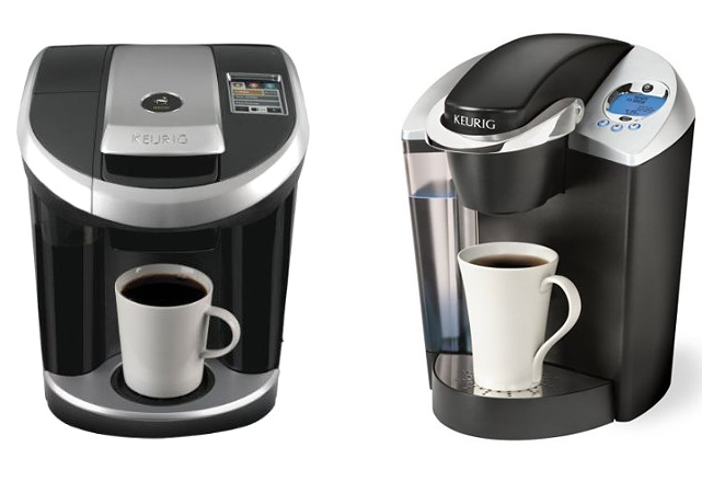 Check out the latest and greatest home brewing technology from Keurig.   $99-229 at   keurig.com