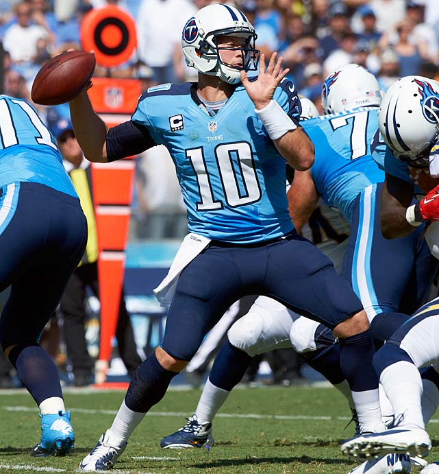 Locker is expected to return to the starting lineup after missing six games with a shoulder injury. The Dolphins have a reputation for being a solid defensive team, but opposing teams are passing at will against them due to injuries in the secondary. Miami ranks 31st with an average of 316.8 passing yards against and every visiting quarterback -- Carson Palmer, Mark Sanchez and Sam Bradford, not Drew Brees, Aaron Rodgers and Tom Brady -- has thrown for at least 300 yards in Miami this season.
