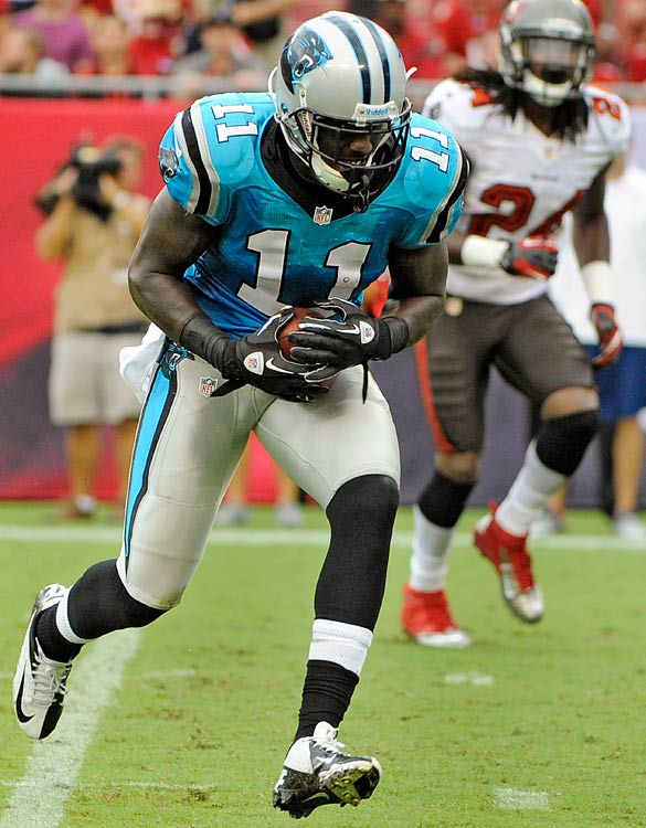 In his second game back from concussion, LaFell will face a Tampa Bay secondary that's surrendered six 100-yard games already this season. LaFell managed 65 yards and a score against the Bucs earlier this season.