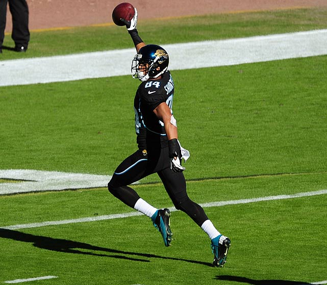 Having connected with Chad Henne on at least one 50-plus-yard play in each of the last three games -- two of which went for touchdowns -- Shorts faces a tough test against a Bills team that has allowed just one such pass all season. However, fantasy owners should feel confident that even if Shorts doesn't break a long one off, he'll produce enough to start this week.