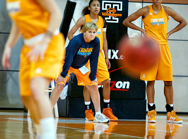 For 27 years Holly Warlick worked behind the scenes at Tennessee. Now she gets to run the sport's most fabled program and fill its biggest shoes. Kelli Anderson asks why for Warlick, this all still feels so bittersweet.