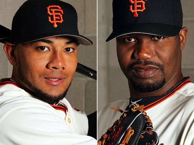 """""""We won't have Mota for a while,"""" Giants manager Bruce Bochy said with some understatement after the reliever received 100-game ban in May for testing positive for the stimulant Clenbuterol, an illicit PED. Some folks wondered what good it had done since Mota, 38, had a 5.06 ERA at the time. Cabrera was another matter. In August, the All-Star Game MVP was leading the NL with 159 hits when he was suspended 50 games for using testosterone, which he claimed was in something he'd purchased from a website...that turned out to be bogus. The Melk-Man missed the postseason (and the Giants' World Series triumph), signing with Toronto in November."""