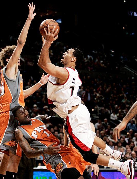52 vs Phoenix (December 18, 2008)