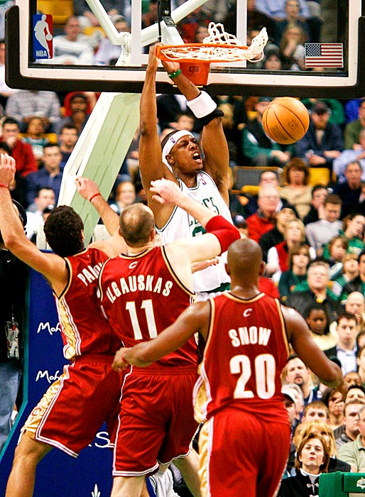 50 vs Cleveland (February 15, 2006)