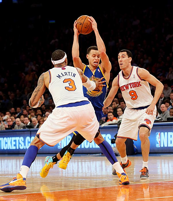 54 vs. New York (Feb. 27, 2013)