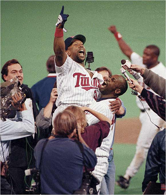 If it weren't for Kirby Puckett's 11th-inning homer off Charlie Leibrandt, there would not have been the classic Game 7 the following night.