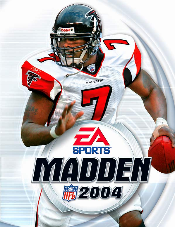 Right after Madden '04 became available, Vick broke his leg in a preseason game and didn't return until there were just five games left in the season. The injury spurred a serious debate about the necessity of the preseason and the Madden jinx was suddenly being discussed everywhere.