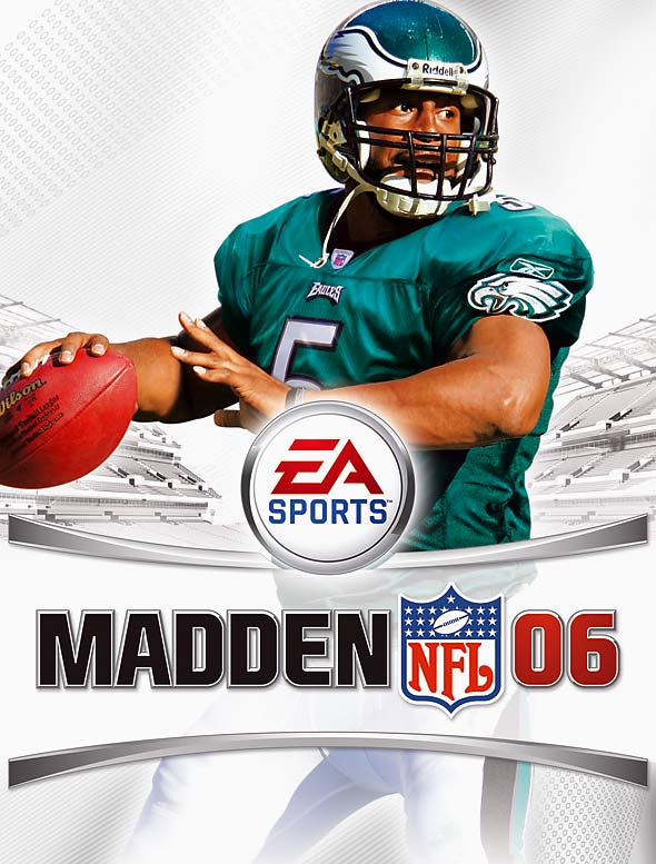 McNabb led the Eagles to the Super Bowl in 2004, but 2005 was a complete disaster. He had multiple injuries, including a sports hernia that finally ended his season after nine games. And he had to deal with the incredible distraction of Terrell Owens, who turned on his quarterback and the organization.