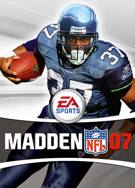 Alexander set the NFL record for touchdowns (28 -- since broken) and led the Seahawks to the Super Bowl in 2005. He fractured his foot in 2006 and ran for just 896 yards and seven touchdowns in 10 games.