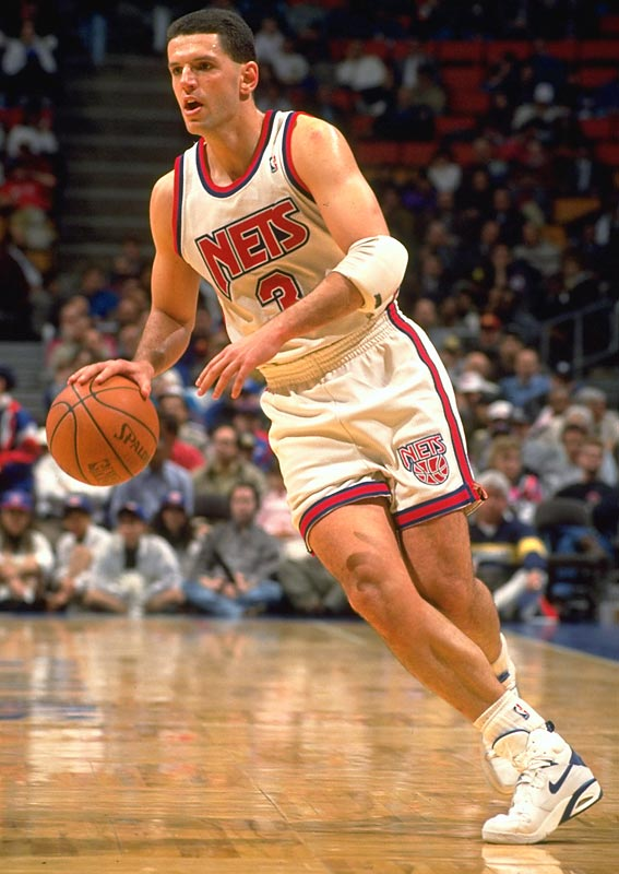 In the same draft in which it nabbed internationally renowned big man Arvydas Sabonis at No. 24, Portland selected this Croatian guard who starred for Real Madrid in Spain before arriving in the NBA in 1989. The former Blazer and Net played four NBA seasons, averaging 15.4 points on 50.6 percent shooting, before he was killed in a car accident in 1993. Petrovic was inducted into the Hall of Fame in 2002.