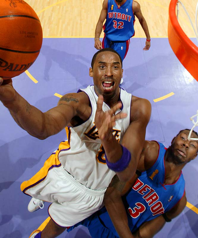 He would have gone higher if not for some predraft machinations. The Nets seriously entertained picking Kobe at No. 8, but they reportedly backed off after word spread through Bryant's agent that the Philadelphia prep star wouldn't play for them. Instead, in a prearranged deal, the Lakers acquired Bryant from Charlotte for center Vlade Divac, a swap that helped them clear enough salary-cap space to sign free agent Shaquille O'Neal later that offseason. And the Nets? They took Kerry Kittles with their pick.