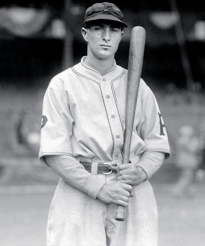 Starring with brother Lloyd in the Pirates outfield, ''Big Poison'' had more than 200 hits in eight seasons and was voted the 1927 National League MVP. Waner finished with 3,152 hits and a .333 lifetime average. He was elected into the Hall of Fame in 1952.<br><br>Runner-up: Luis Aparicio<br><br>Worthy of consideration: <br>George Bell, Carl Hubbell, Barry Larkin <br>and Jimmy Rollins