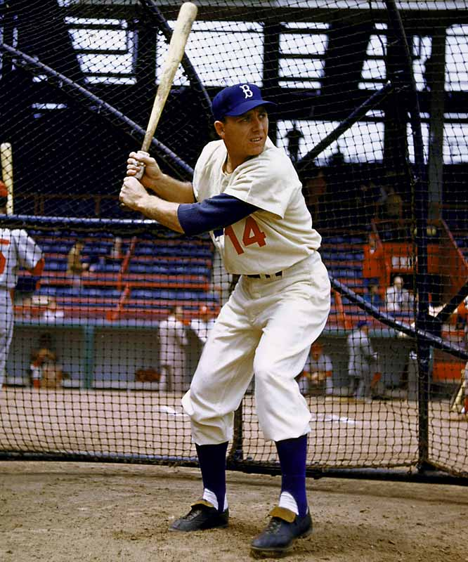 Gil Hodges was an All-Star seven consecutive years and eight times in nine years (1949-55 and in 1957). Which is as many as Boyer and Hrbek combined. Sorry, Gil.<br>-<i>Natfan</i>