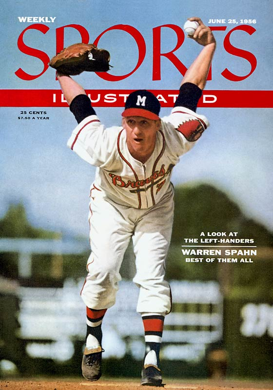 There is no question that Warren Spahn should be the greatest No. 21. He won 363 games, the most for any lefty, posted 13 seasons with 20 or more wins, led the league in complete games nine times, victories eight times, ERA  three times, two no-hitters, and a lifetime ERA of 3.09 and 35 career home runs.<br>-<i>swhiton</i>