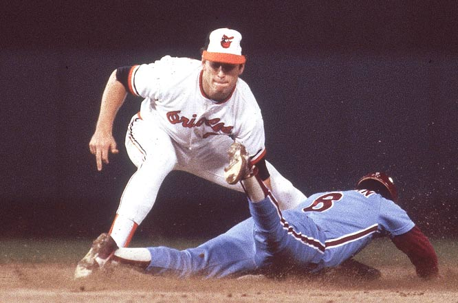 In a game against the Twins, Cal Ripken's record streak of 8,243 consecutive innings begins, and lasts for the 904 games.