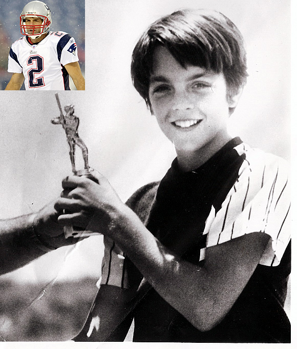Flutie played Little League baseball in Natick, Massachusetts before attending Boston College and throwing one of the most famous touchdown passes in history -- a hail mary in the closing seconds to beat Miami. Flutie was also the recipient of the 1984 Heisman Trophy.