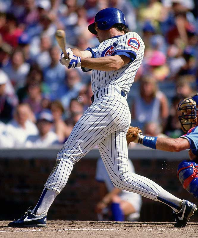 Future Hall of Famer Ryne Sandberg took home top honors in a 1990 Derby that was decidedly toned down from what it would become in later years. He needed only three home runs ton win it at his home ballpark of Wrigley Field.