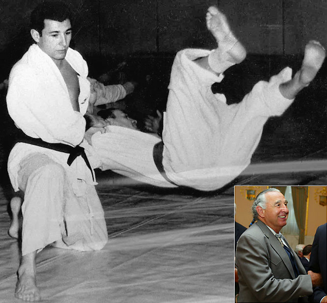 After competing for the United States in 1964 Olympic Games in judo, Campbell was elected to the House of Representatives in 1987, where he served for two terms.  He became a Senator in 1992, switched parties in 1995, and was reelected in 1998.