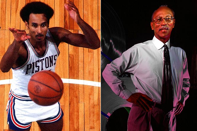 The 1966 NBA Rookie of the Year and a member of the league 50th Anniversary Team, Dave Bing recently announced his candidacy for Mayor of Detroit. Bing has never held political office, but he's hoping his success with the Pistons will translate into votes in the May runoff.