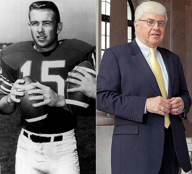 After an accomplished NFL career in which he led the Bills to a pair of AFL championships and was the league MVP in 1965, Kemp was a Buffalo representative in the House for 18 years before becoming Secretary of Housing and Urban Development under George H. Bush.