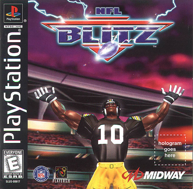 Taking cues from its NBA Jam series, Midway debuted NFL Blitz in 1997 -- a playground-style game where teams needed 30 yards for a first down and excessive violence was encouraged.