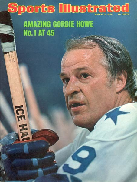 <p>Gordie Howe comes out of retirement to play for the Houston Aeros with his two sons.</p>