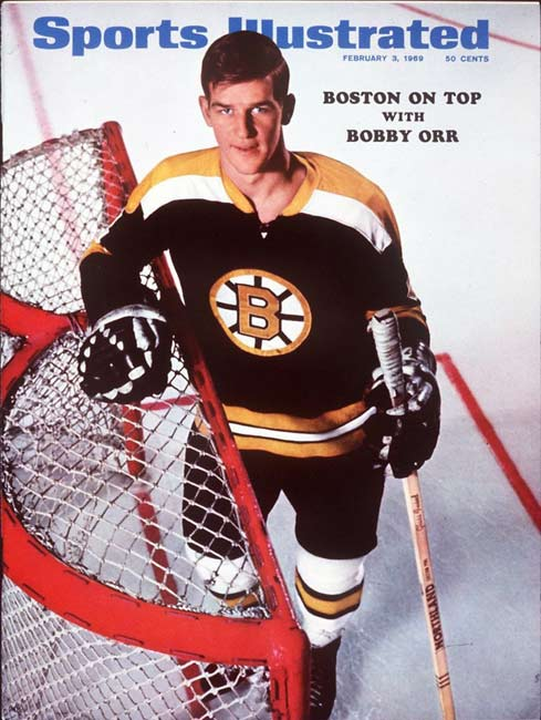 Pat Riley (1945) <br>Bobby Orr (1945, pictured) <br>Charlie Simmer (1954) <br>Paul Annacone (1963) <br>Mookie Blaylock (1967) <br>Todd Burger (1970) <br>Ron George (1970) <br>Manny Alexander (1971) <br>Jamal Crawford (1980) <br>Marcus Vick (1984) <br>Ronnie Brewer (1985)