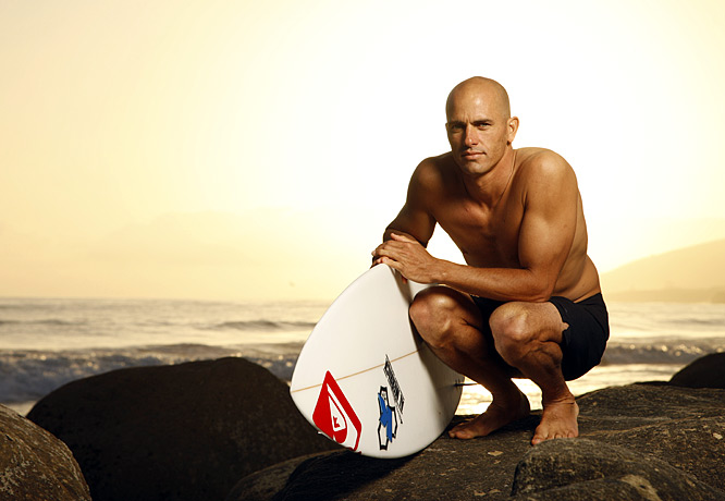 Slater is winning again at 37, and also working on a plan to move surfing toward the mainstream of spectator sports.