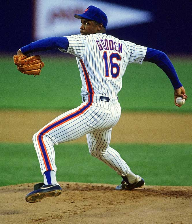 Mets phenom pitcher Doc Gooden avoids suspension for substance abuse by agreeing to enter a drug rehab facility. Also on this day in 1991, Gooden signs a $5.15 million, three-year contract with New York Mets.