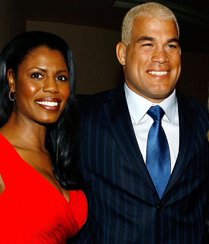 Despite being paired up with Stephen Baldwin and Omarosa, MMA's Ortiz was the weakest link according to Trump. He was the eighth person fired in the first season of The Celebrity Apprentice.