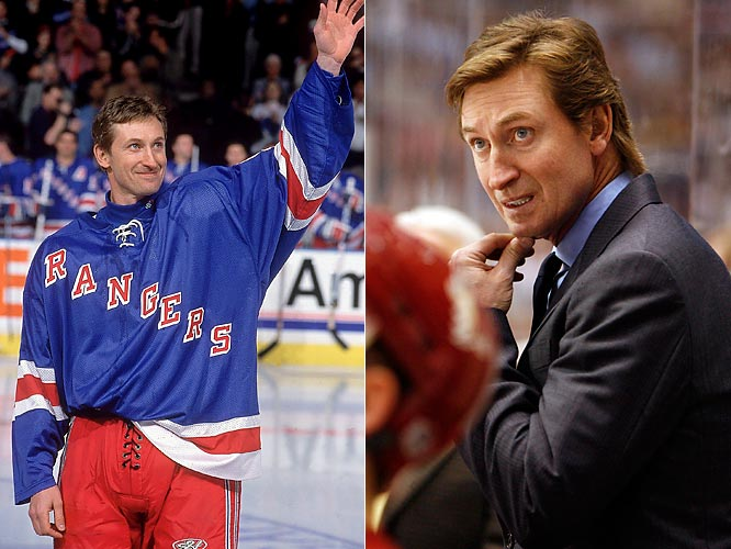 The NHL's all-time leading scorer has hardly been a Great One in the front office or behind the bench. During his eight seasons with the Phoenix Coyotes as managing partner, hockey operations director and coach, Gretzky has led the team to the playoffs only once. To his credit, Gretzky assembled the Team Canada squad that won the gold medal at the 2002 Winter Olympics, but his player talent pool was almost can't-miss.