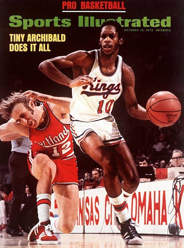 A small guard who could weave his way through any defense, the Hall of Famer led the NBA in scoring (34.0) and assists (11.4) in 1972-73, the only player to win both categories in the same season in league history. Rod Strickland (No. 8 on all-time assists list) and Bulls champion John Paxson also were picked here.