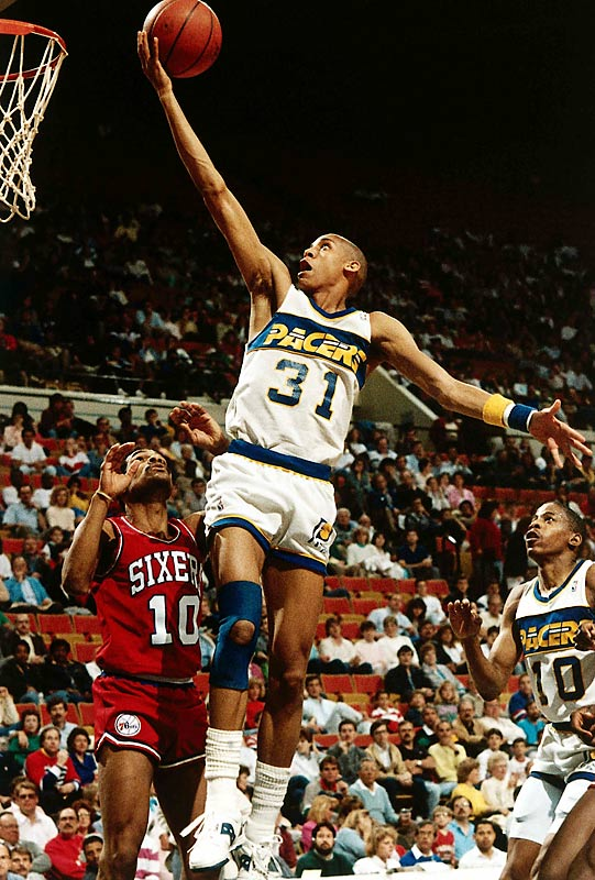This has been a good slot in which to acquire shooting: Allan Houston, Robert Horry and Kiki Vandeweghe were all No. 11 picks, as was Jamaal Wilkes. But none made a bigger impact on the team that drafted him than Miller, a clutch scorer who matured to set a standard of leadership for the Pacers.