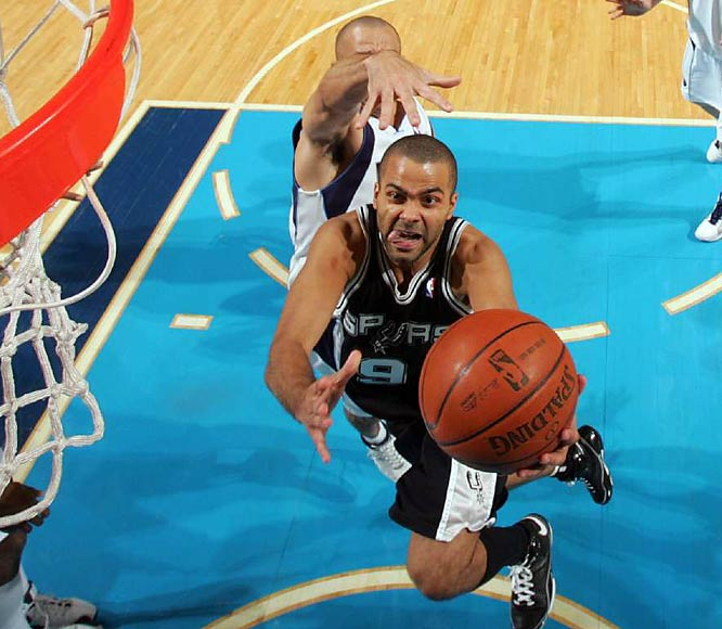 Yes, the Spurs were lucky to win the lottery twice when David Robinson and Duncan were the No. 1 picks. But they also discovered Ginobili at No. 57 and their elite point guard and future NBA Finals MVP at this slot.