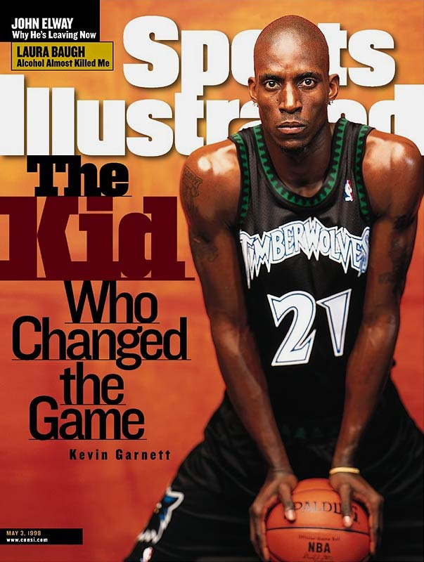 "In 1995, Garnett made the leap from Farragut Academy high school to the NBA and carried his nickname with him. He referred to himself as ""Da Kid"" his first season, fitting for a 19-year-old rookie. Garnett's game advanced quickly, and soon Da Kid had become the Big Ticket and was earning big dollars (he signed a 6-year, $126 million deal with the Timberwolves in 1997)."
