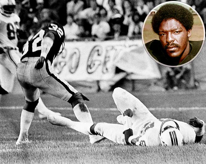 """He was called """"The Assassin"""" because he was one of the hardest hitters football has ever seen. Tatum wrote in his book They Call Me Assassin, """"My hits border on felonious assault."""" The three-time Pro Bowler knocked out two Baltimore Colt tight ends in his first game with the Raiders, then became infamous seven years later for the hit that paralyzed New England Patriots' receiver Darryl Stingley."""