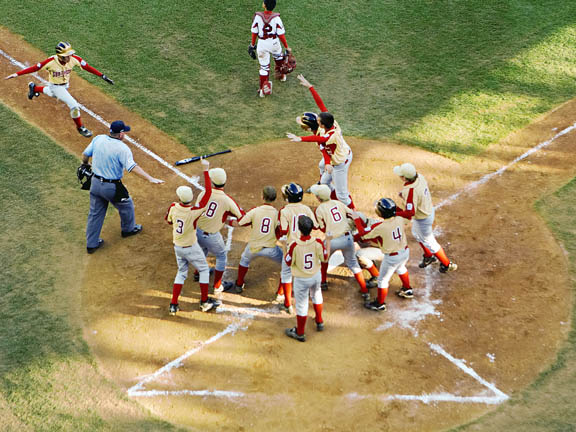 Warner Robins hit a walk-off home run in the eighth inning to beat Japan for the Little League World Series Title.