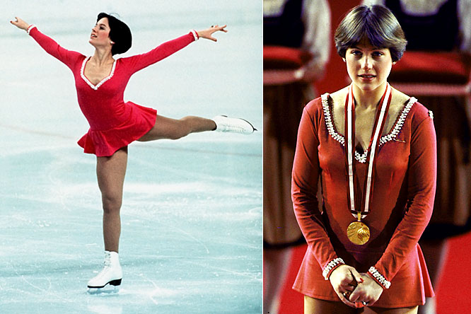 The sport is currently in the middle of a dry spell, a long cry from stars such as Dorothy Hamill (photo), Peggy Fleming and Scott Hamilton.