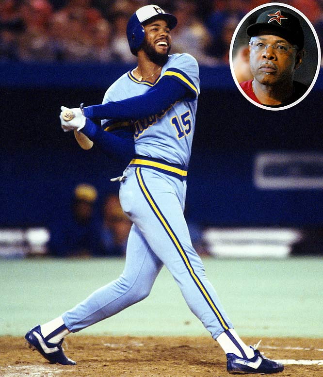 Before taking over as manager of the Astros in 2007, Cecil Cooper spent 17 seasons in the big leagues for Boston (1971-76) and Milwaukee (1977-87). He enjoyed his best years with the Brewers, where he was a five-time All-Star, a two-time Gold Glove winner and franchise leader in hits (219, 1980) and RBIs in a season (126, 1983). He was named interim manager of the Astros in August 2007;  the team named him full-time manager a month later. He led Houston to a 86-75 record last season, good enough for third place in the NL Central.