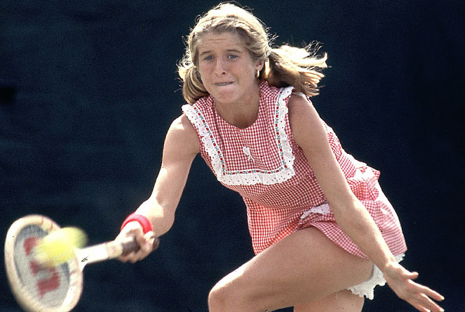 Tracy Austin, 14, was the star at the 1977 Open, advancing all the way to the quarterfinals before losing to Betty Stove.