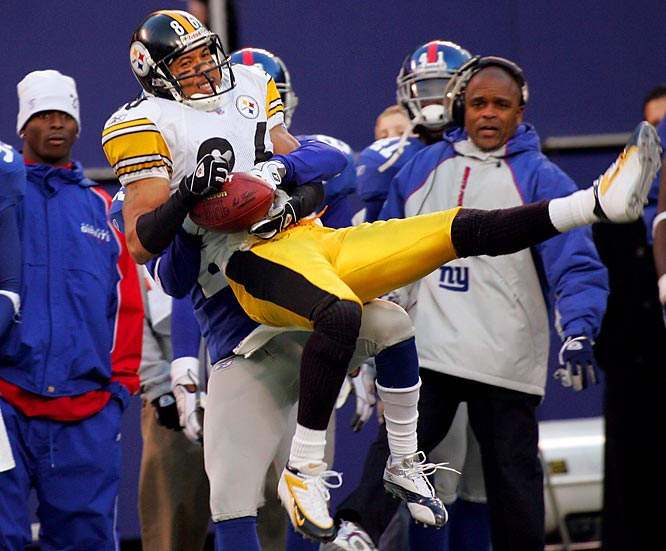 Pittsburgh won all but one of its away games in 2004 and went 6-2 in 2005, proving that even heckling crowds couldn't stop Hines Ward and the Steelers from dominating.