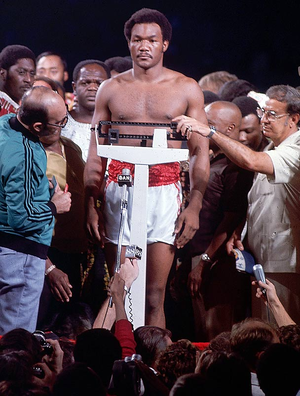 "While Ali acquired two losses in his four bouts with Joe Frazier and Ken Norton, Foreman had defeated both: Norton by KO in his fight prior to ""Rumble in the Jungle,"" and Frazier by TKO on Jan. 22, 1973. Foreman was also six years removed from winning an Olympic gold medal."
