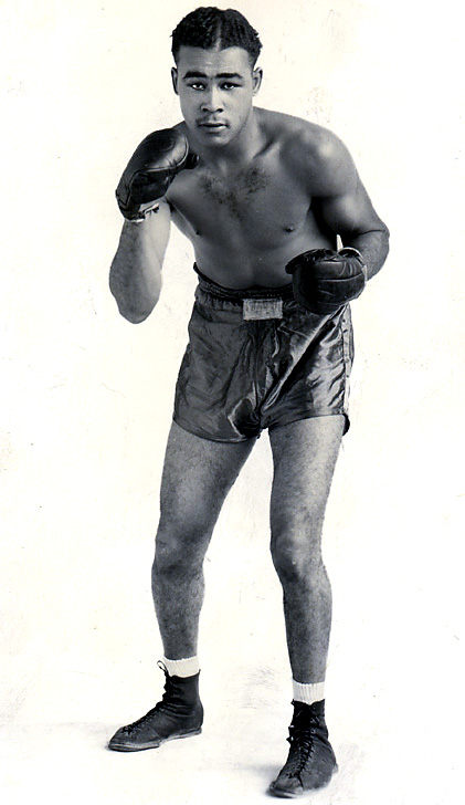 So feared that he was avoided by many of the best middleweights of the 1940s (including Marcel Cerdan and Ray Robinson), Burley never got a shot at a title. Archie Moore, who did fight Burley -- and lost -- called him the toughest man he ever faced.