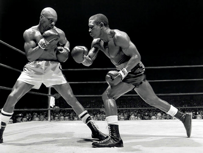 The Nigerian native was an indomitable force in the ring, tenacious and extremely durable. Tiger, who's real name was Richard Ihetu, was one of the most exciting fighters of the early 1960s, having won the light heavyweight title in 1966.