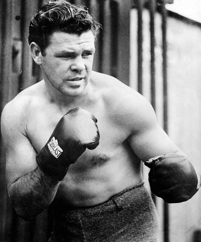 """At 5-foot-7, the """"Toy Bulldog"""" took on all comers, all the way up to heavyweight. Fast, durable and a big puncher with either hand, Walker was one of the most exciting champions of the 1920s."""