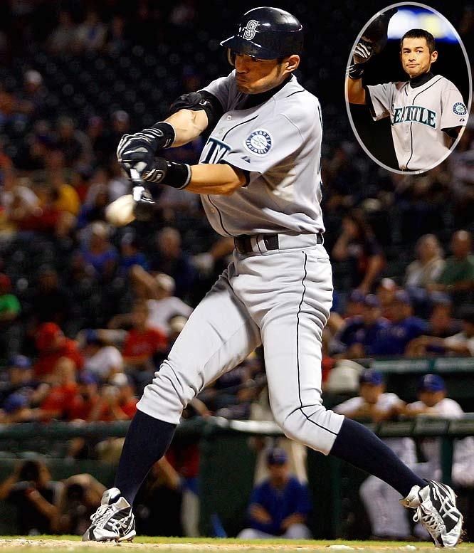 Imagine if Ichiro played in New York, Boston or Los Angeles. Imagine how much more attention his breaking of a record that had stood since 1901 (held by Hall of Famer Wee Willie Keller) would have received. The fact that he plays in Seattle, one of baseball's outposts, lessened the recognition he received but does not dull the achievement itself, which one day will be written on Ichiro's plaque in Cooperstown.
