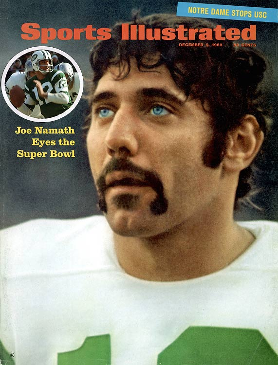 "Joe Willie Namath's finest moment may never have happened if not for a gutsy performance after a self-inflicted night on the town, and a heads-up play by the Jets defense. Namath -- according to urban legend -- tied one on but good the night before the AFL championship game. Namath fought through the hangover well enough to toss three touchdown passes. It still took a Ralph Baker recovery of an errant Darryl Lamonica backward pass for the Jets to seal it, which ultimately led to the ""guarantee"" and win over the Colts in Super Bowl III.<br><br>Send comments to siwriters@simail.com"